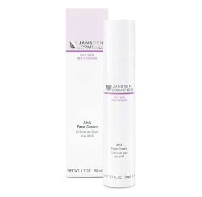 AHA FACE CREAM 50 ML