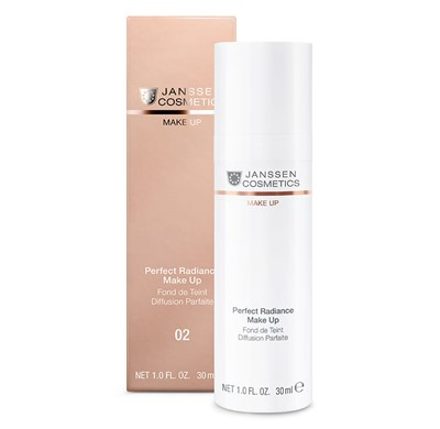 PERFECT RADIANCE MAKE UP 02 30ML