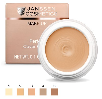 PERFECT COVER CREAM 05 5ML