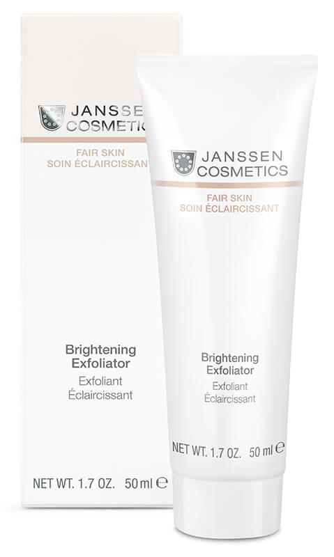 Brightening Exfoliator 50ml Janssen Cosmetics