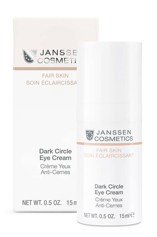 Dark Circle Eye Cream 15ml Janssen Cosmetics