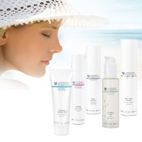 Light summer skin care by Janssen Cosmetics