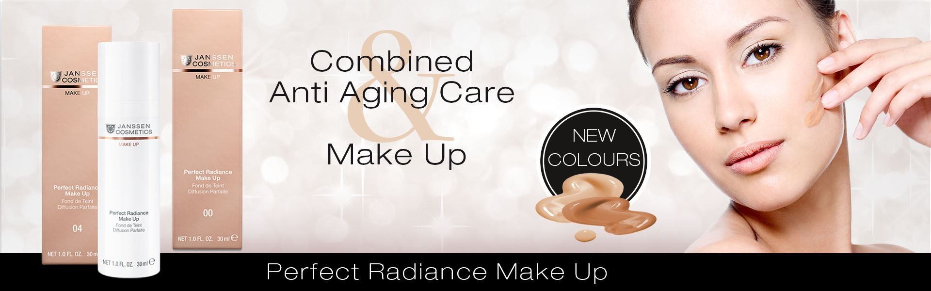 Perfect Radiance Make Up - Anti Ageing Care & Make-Up