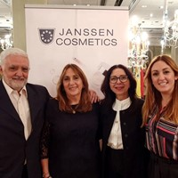 Janssen Cosmetics expands to Argentina with a new sales partner