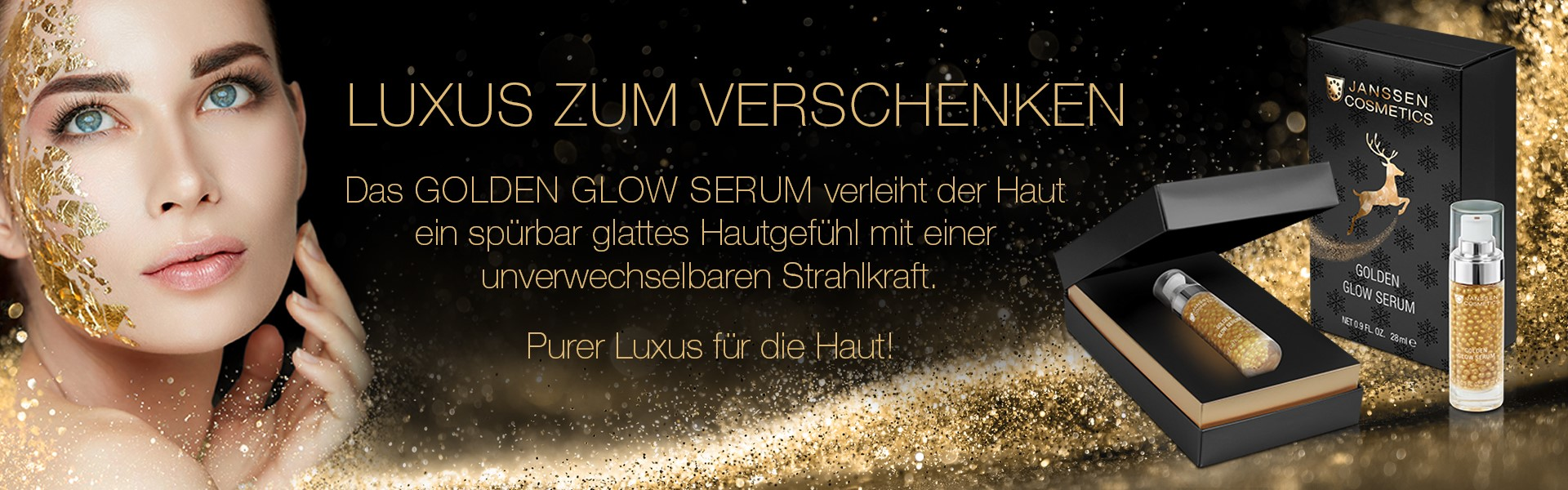 Golden Glow Serum