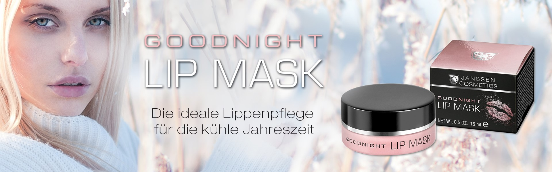 Goodnight Lip Mask