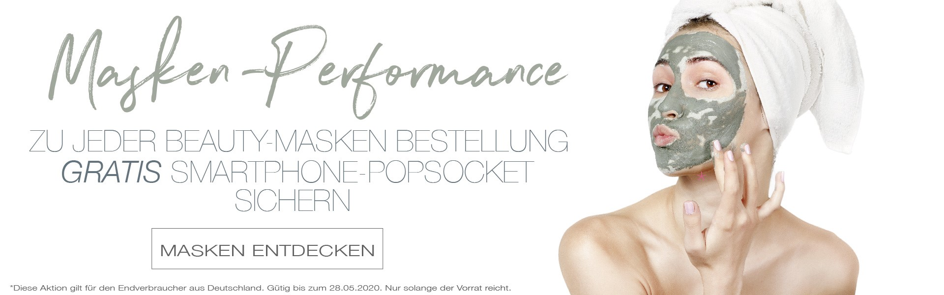 Masken-Performance